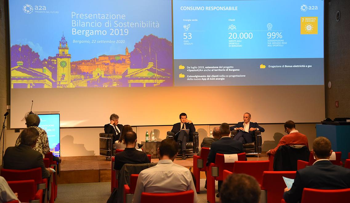 Bilancio di Sostenibilità di Bergamo