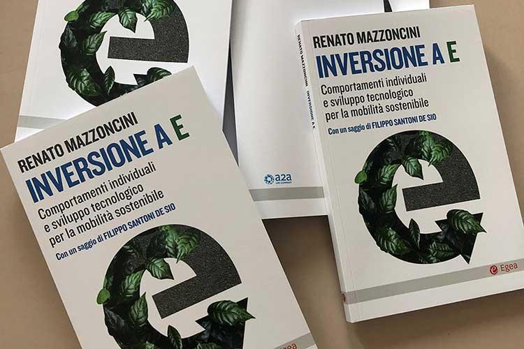 Futuro e mobilità sostenibile: il libro di Renato Mazzoncini