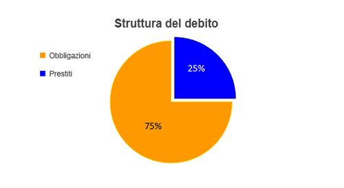 Struttura del debito