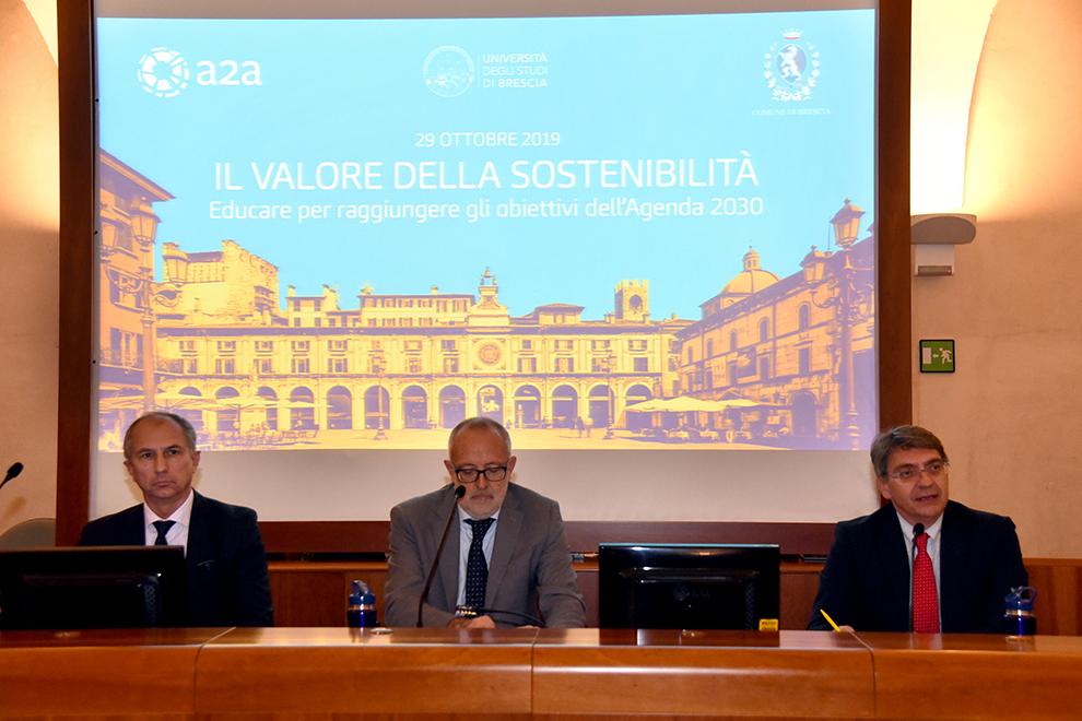 Presentato il quinto Bilancio di Sostenibilità di Brescia