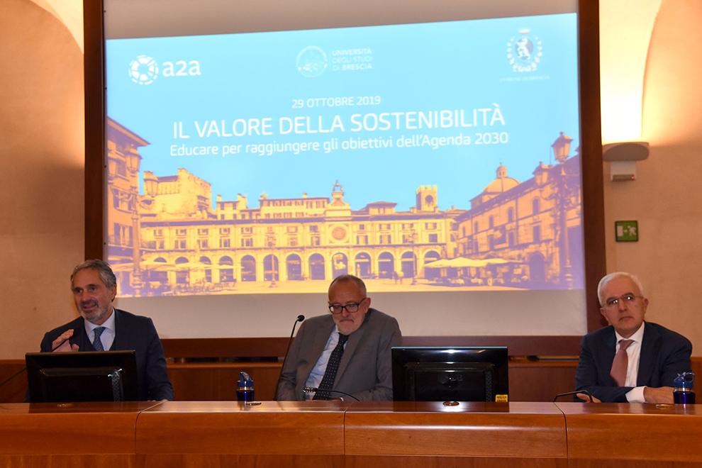 A2A presenta il quinto Bilancio di Sostenibilità di Brescia