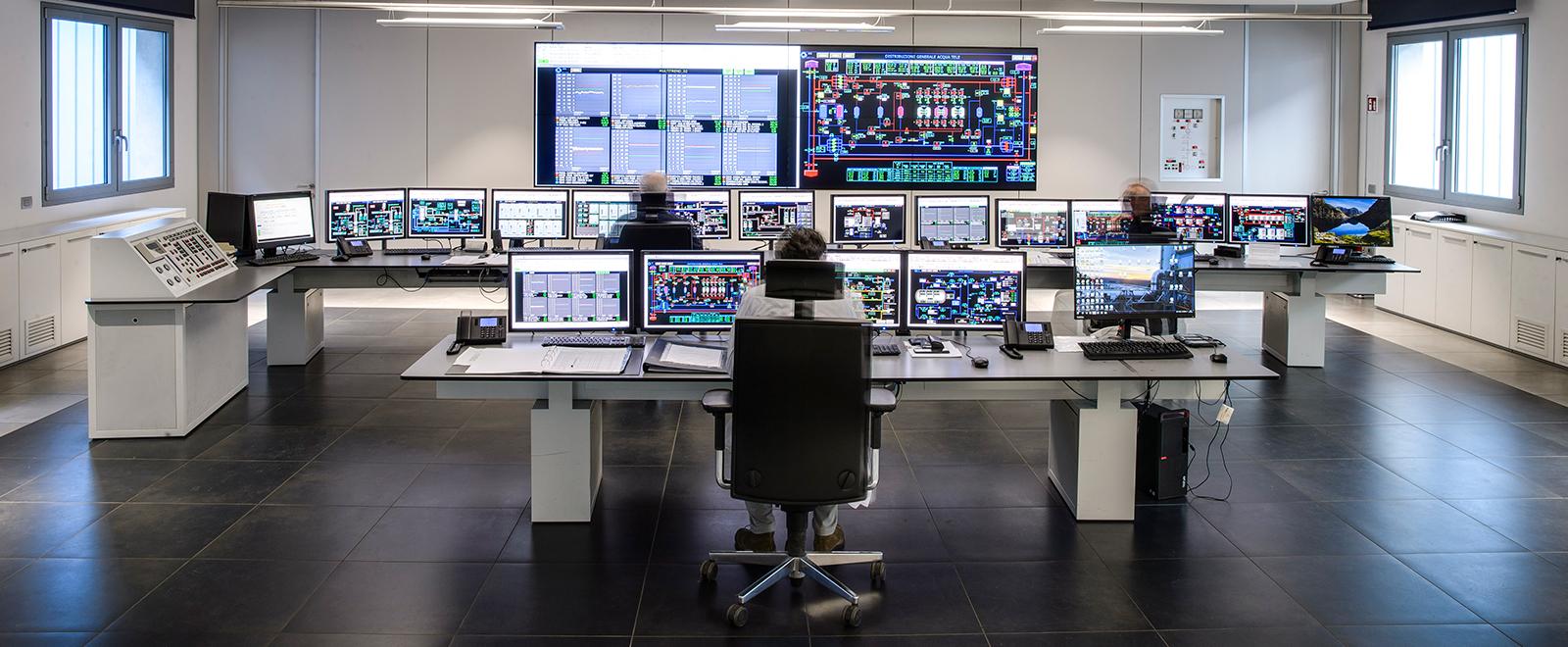 Sala controllo