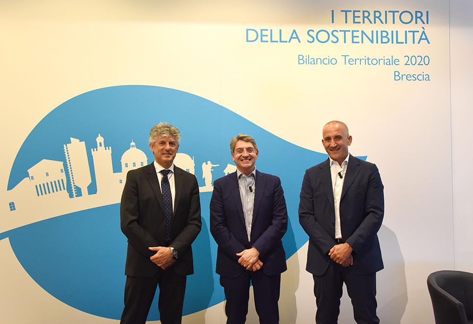 A2A presenta il settimo bilancio di sostenibilità territoriale di Brescia
