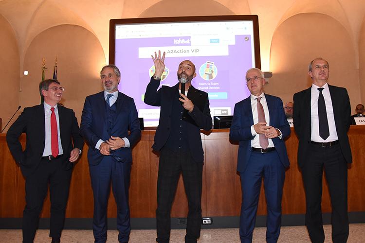 """Max Laudadio lancia """"A2ACTION"""" - la caccia al tesoro digitale per i cittadini di Brescia e provincia"""