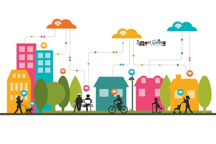 La città dello Smart Living