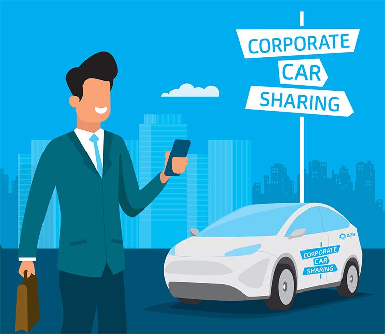 Corporate Car Sharing